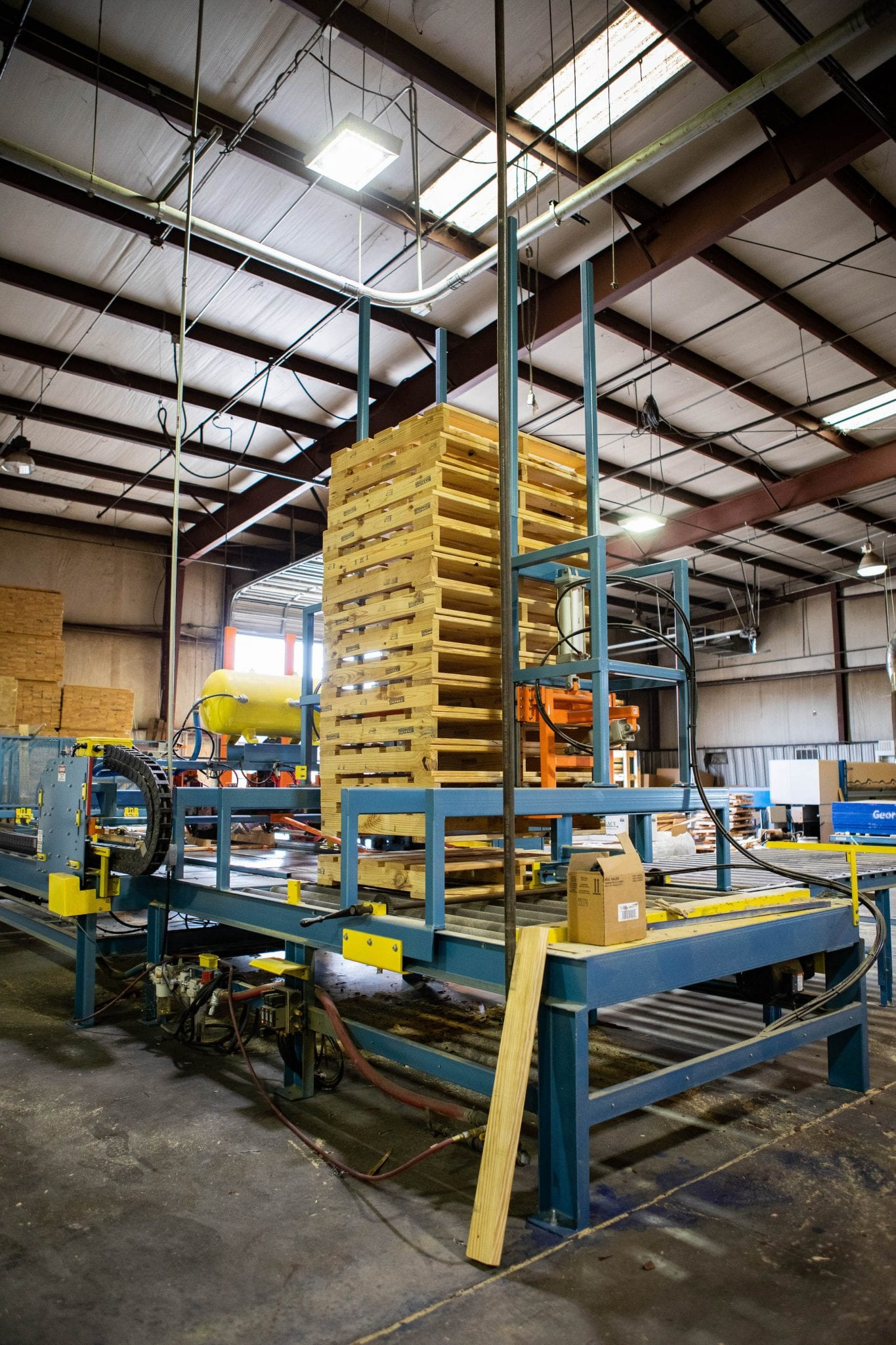 Pallets and Skids