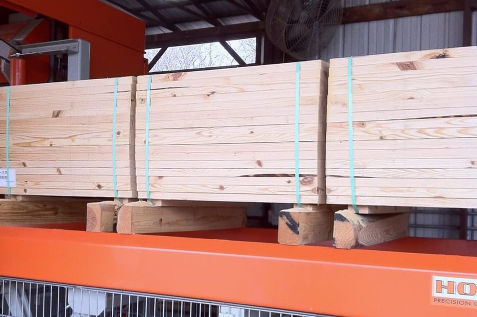 precision cut lumber